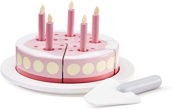 Gâteau d'anniversaire Solveig