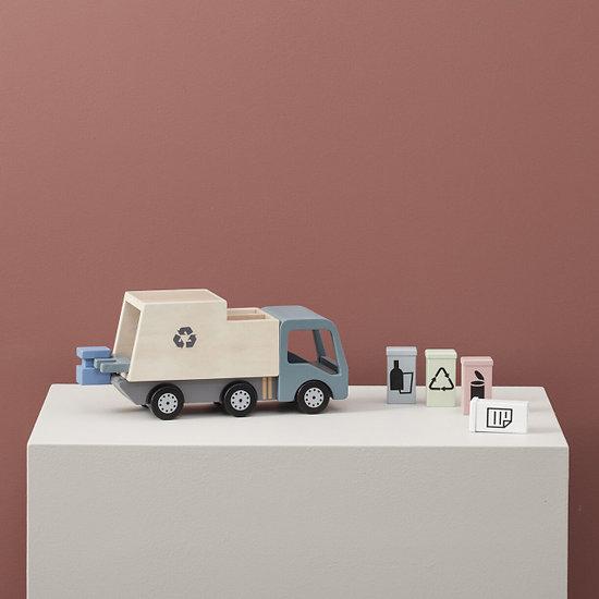 Camion à ordures Harald