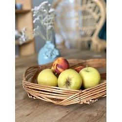 Panière à fruits rotin
