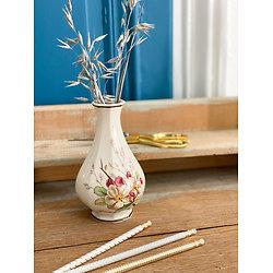 Petit vase fleuri