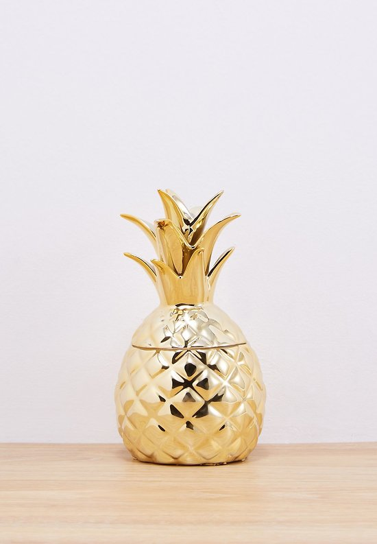 Boîte à bijou ananas Kamea