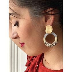 Boucles d'oreilles Castille