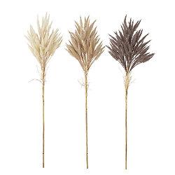 Set de 3 fleurs artificielles
