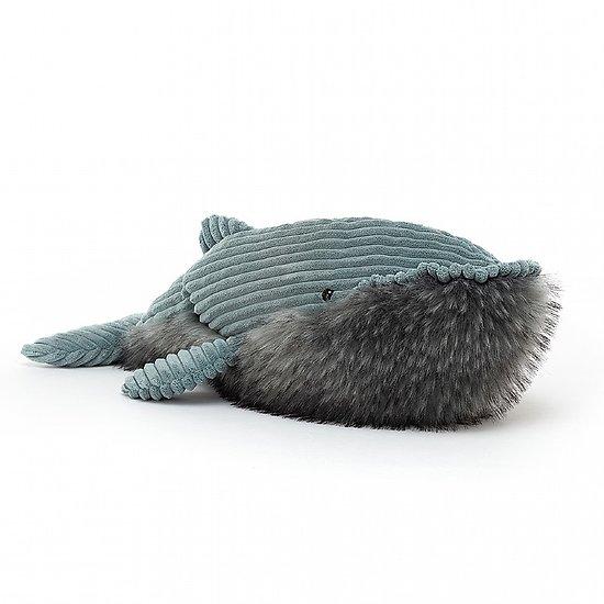 Peluche baleine Wiley