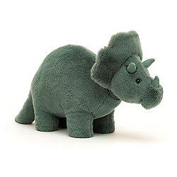 Peluche triceratops Cera