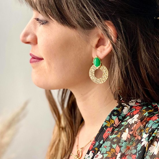 Boucles d'oreilles Maryse