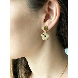 Boucles d'oreilles Mathilde