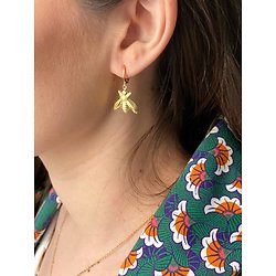 Boucles d'oreilles Hélène