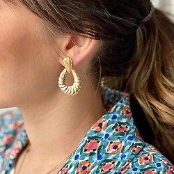 Boucles d'oreilles Suzon