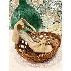 Sandales à talons Bégonia