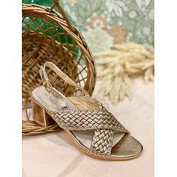 Sandales à talons Mimosa