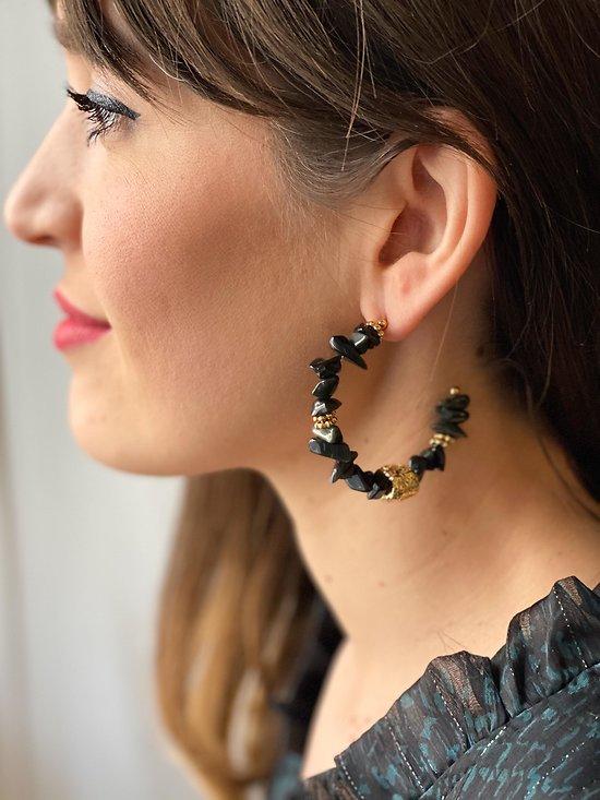 Boucles d'oreilles Hortense