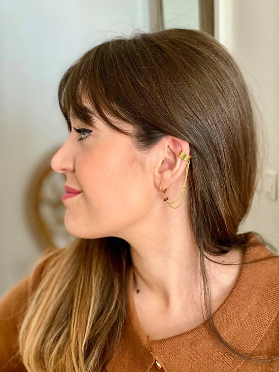 Boucle Ear Cuff Helsa