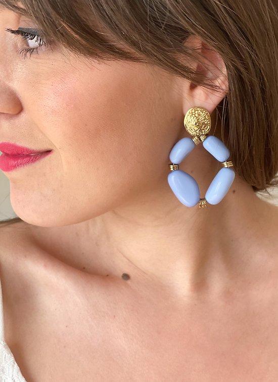 Boucles d'oreilles Barbara