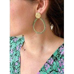 Boucles d'oreilles Audeline