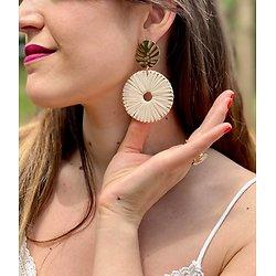Boucles d'oreilles Olga