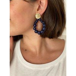 Boucles d'oreilles Jasmin