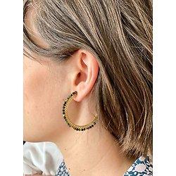 Boucles d'oreilles Tyana