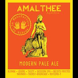 Bouteille 75cL - Amalthée Modern Pale Ale
