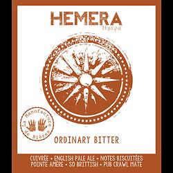 Bouteille 75cL - Héméra Ordinary Bitter