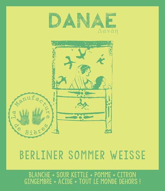 Bouteille 75cL - Danaé Berliner Sommer Weisse
