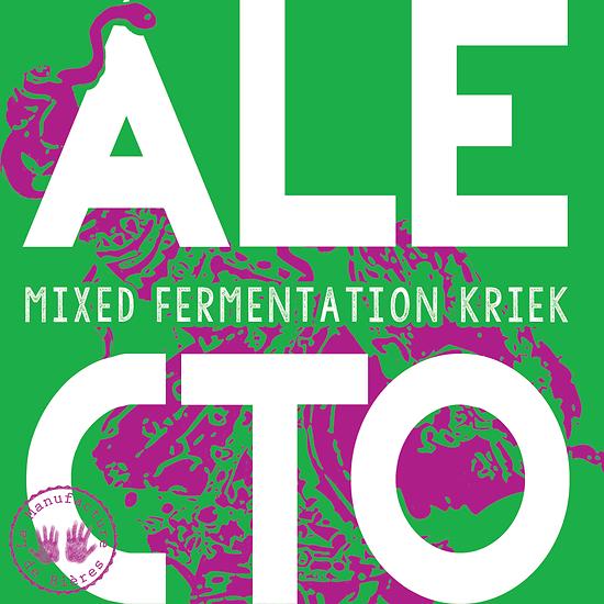 Bouteille 33cL - Alecto - Mixed Fermentation Kriek