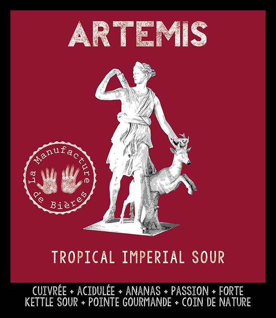 Bouteille 33cL - Artémis Imperial Tropical Sour