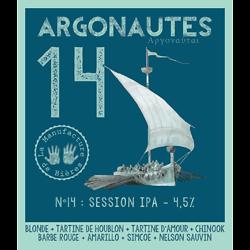 Bouteille 33cL - Argonautes n°14 Session IPA