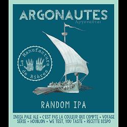 Carton 12x33cL - Argonautes N° 15 - Hazy Double IPA