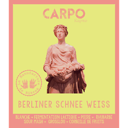 Carton 6x75cL - Carpo Berliner Schnee Weisse