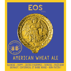 Bouteille 33cL - Eos - American Wheat Ale