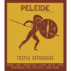 Bouteille 33cL - Péléide - Triple Défroquée
