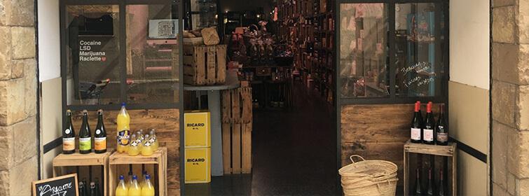 Boutique de Barcelone