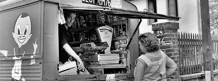 Histoire de l'épicerie
