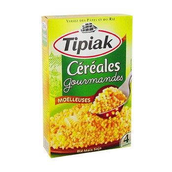 TIPIAK - Céréales Gourmandes