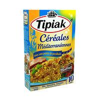 TIPIAK - Céréales Méditerranéennes 400G