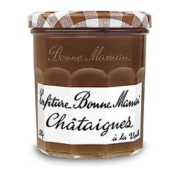 BONNE MAMAN - Confiture - Châtaignes
