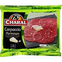 CHARAL - Carpaccio Parmesan