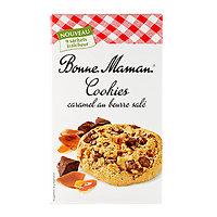 BONNE MAMAN - Cookies - Caramel au Beurre Salé