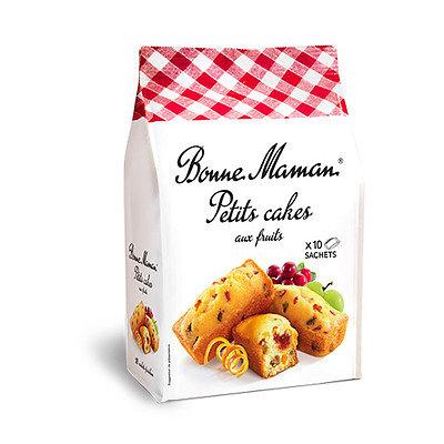 BONNE MAMAN - Petits Cakes aux Fruits
