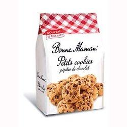 BONNE MAMAN - Petits Cookies aux Pépites de Chocolat