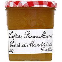 BONNE MAMAN - Confiture de Poires et Mandarines