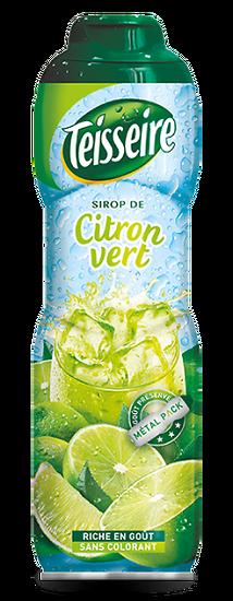 TEISSEIRE - Sirop de Citron Vert