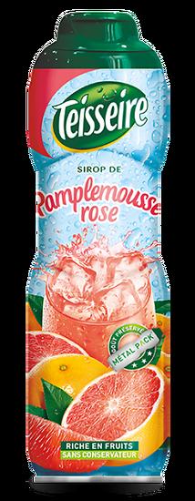 TEISSEIRE - Sirop de Pamplemousse Rose
