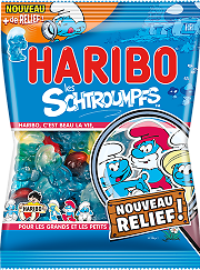 HARIBO - Schtroumpfs