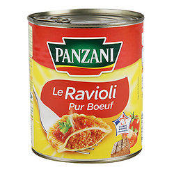 PANZANI - Le Ravioli Pur Boeuf