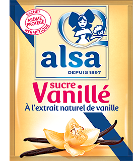 ALSA - Sucre Vanillé