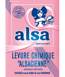 ALSA - Levure Chimique