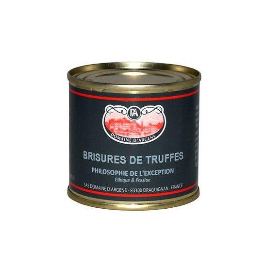 Brisures de truffes 1/8 Domaine d Argens