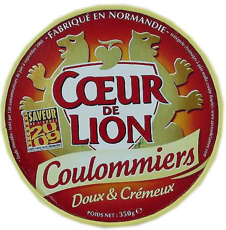 Coulommiers Coeur de Lion - 350g